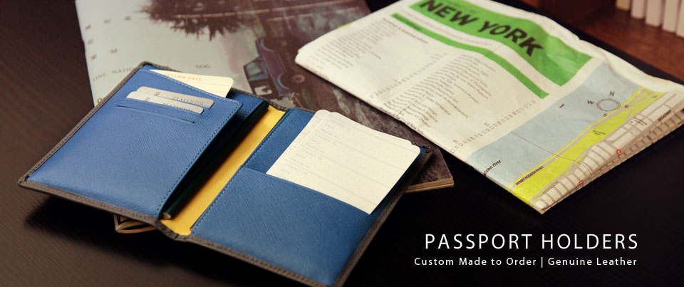 Passport Holders and Jackets