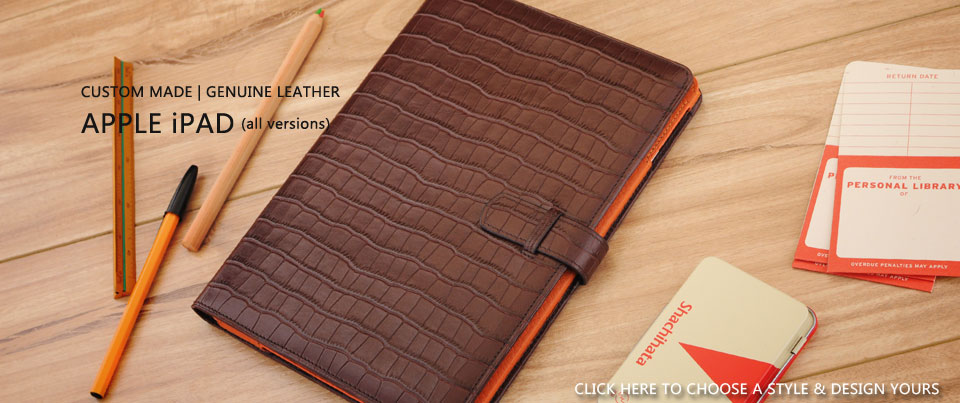 Custom made to order leather wallets using premium genuine leather. Custom build yours today.