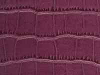 Purple Crocodile Pattern (A-133)