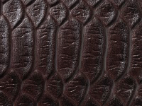 Dark Brown Snake Pattern (A-14)