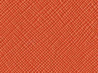 Orange Cross Pattern (A-141)