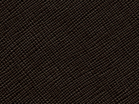 Dark Brown Cross Pattern (A-143)