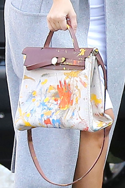 So Why Not Give It A Try On One Of Your Favorite But Perhaps Bit Frayed Bag And An All New Look