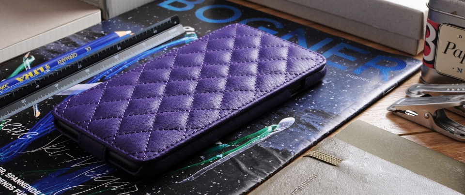 quilted iphone 7 plus case