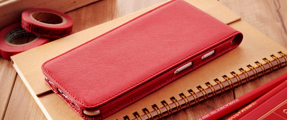 upfold leather flip case tailor made to order for most popular smartphones