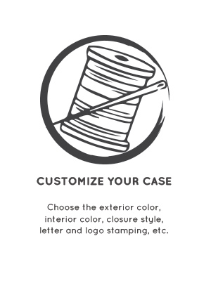Customize Your Leather Case