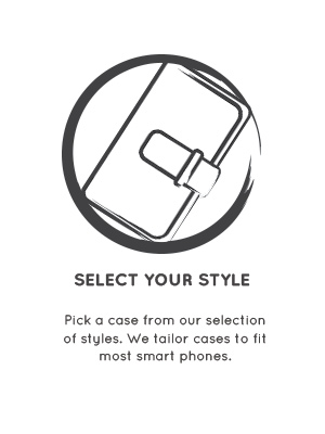 Select a Leather Case Style