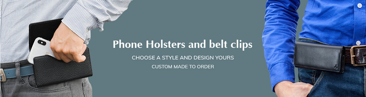 Phone Holsters & Belt Clips