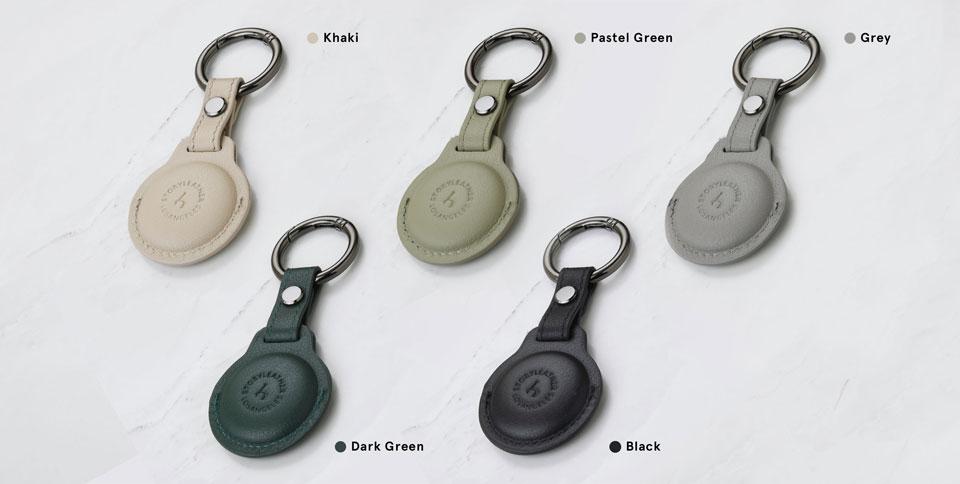 Apple Airtag Leather Case / Keychain