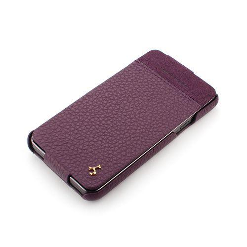 Violet Samsung Galax S II - i9100 Hard Shell PDA-Style Down-Fold