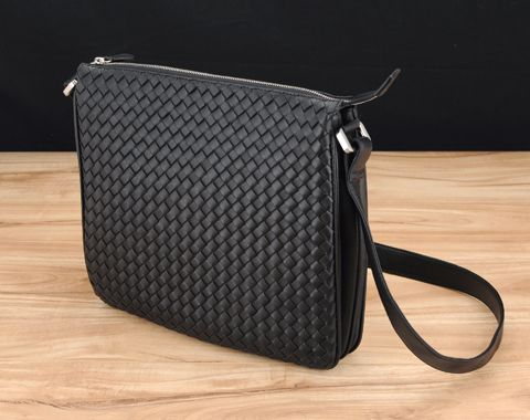 Hayward Woven Messenger Bag
