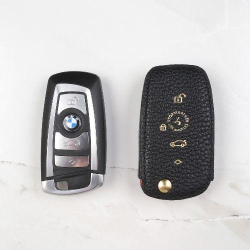 BMW 4-Button Keyless Car Key