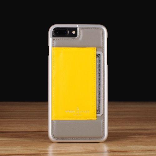 Grey on Yellow / iPhone 7/8 Plus