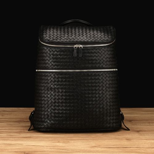 Woven Backpack L