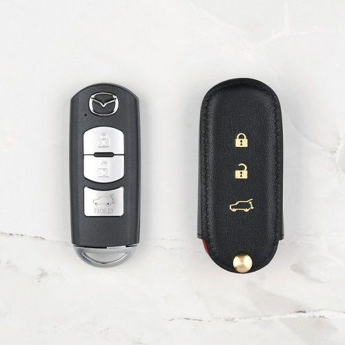 Custom Fit Mazda 3 Keys