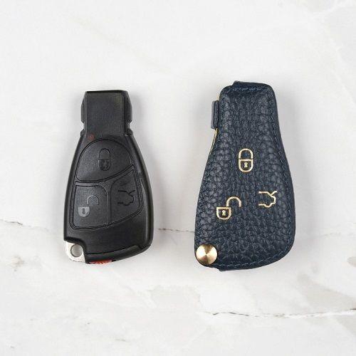 Custom Fit Older Benz E-Class Keys
