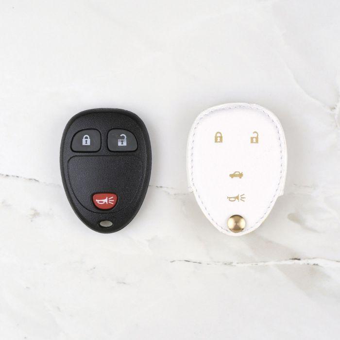 Custom Fit for Chevy Silverado Keys