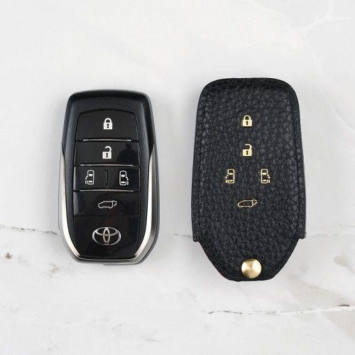 Custom Fit Toyota Alphard Keys
