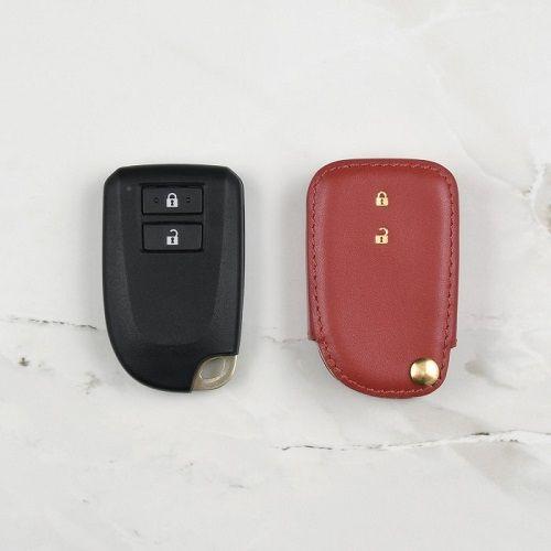 Custom Fit Toyota Yaris Keys