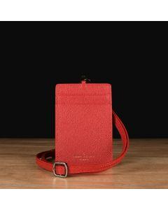 Red Saffiano