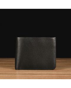 Black Napa Leather