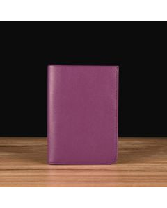 Purple Napa Leather