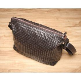 Corona Woven Messenger Bag
