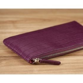 Lacey L-Zip Long Wallet