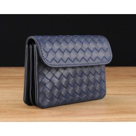 Chelsea Woven Coin Wallet