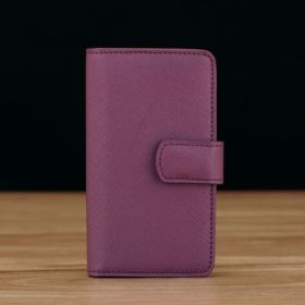 Wallet Case with Hard Shell