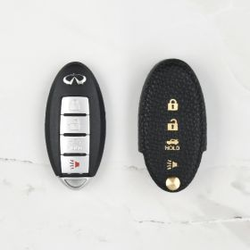 Infiniti 4-Button Remote Key