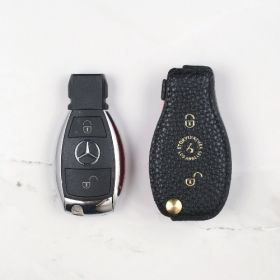 Mercedes Benz 2-Button Car Key