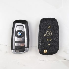BMW 4-Button Keyless Car Key