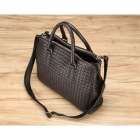 Florence Woven Satchel