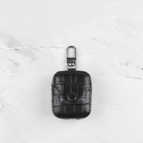 Black Crocodile for AirPods & AirPods 2