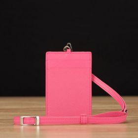 Pink Saffiano