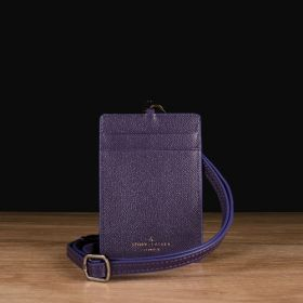 Purple Saffiano