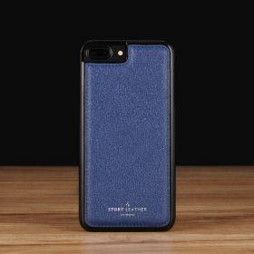 Blue Saffiano