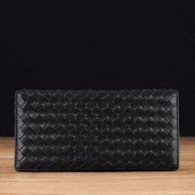 Woven Long Wallet