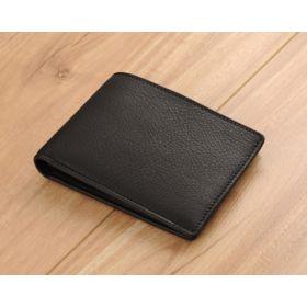 Black Italian Leather
