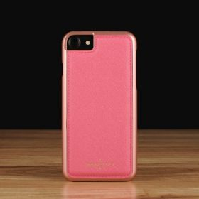 Pink Saffiano / iPhone 7(+) / 8(+)
