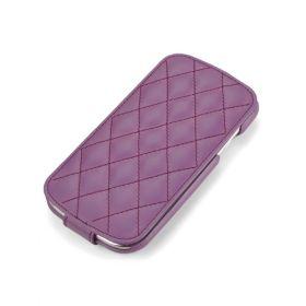 Custom Down-Flip Quilt for Samsung Galaxy S3