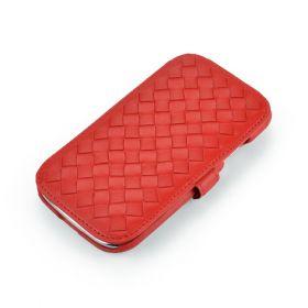 Custom Side-Flip Woven for Samsung Galaxy S3