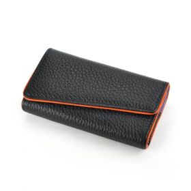 Deerhill Smartphone Leather Holster with Piping