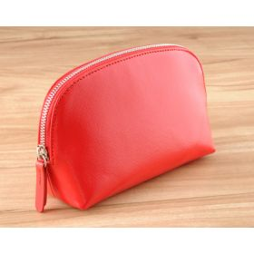 Vanetta Cosmetic Leather Pouch