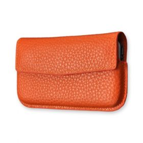 Zaza stylish hard back holster case