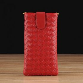 Carry Pouch with Woven Pattern