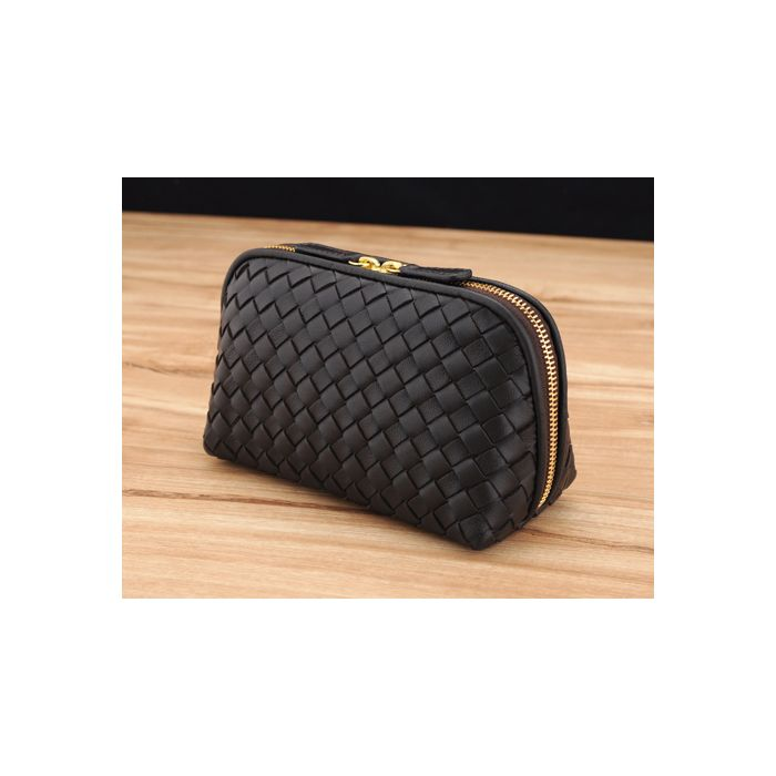 Flamenco Woven Clutch Catch All
