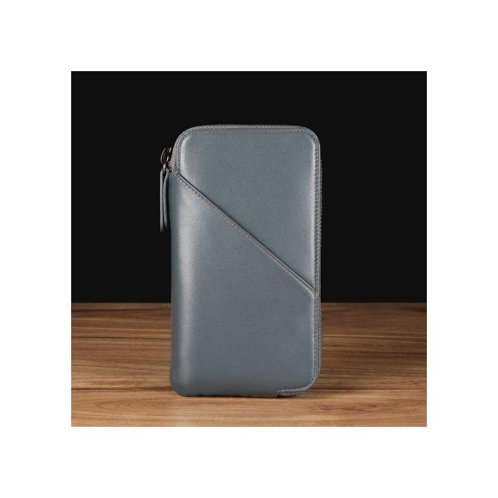 Zipper Travel Wallet