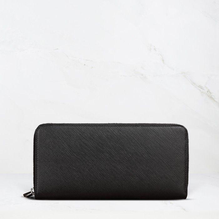 Zip Around Long Wallet